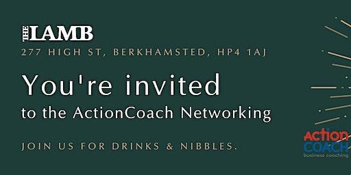 Cocktails and Mocktails Networking Event