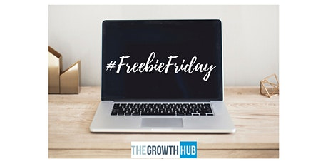 Freebie Friday @ The Cirencester Growth Hub tickets