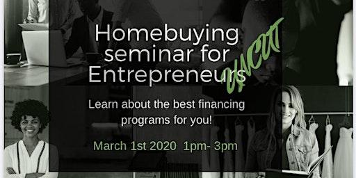 Home buying seminar for Entrepreneurs UNCUT