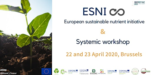 ESNI - European Sustainable Nutrient Event - together with the Systemic workshop