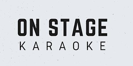 ON STAGE Karaoke tickets