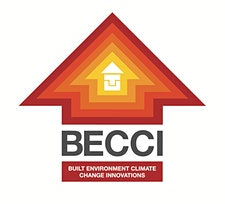 Built Environment Climate Change Innovations logo