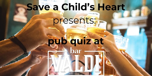 Pub quiz Save a Child's Heart