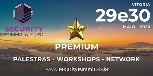 COTA PREMIUM DE PATROCÍNIO SECURITY SUMMIT & EXPO