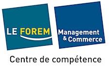 Le Centre de compétence Forem Management et Commerce  logo