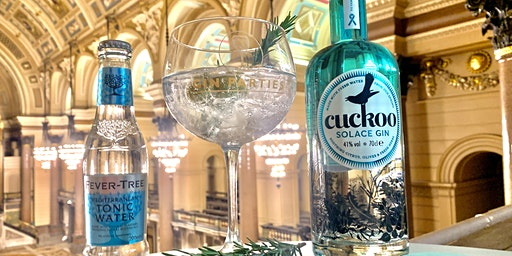 Liverpool Gin Party at St George's Hall March 2020