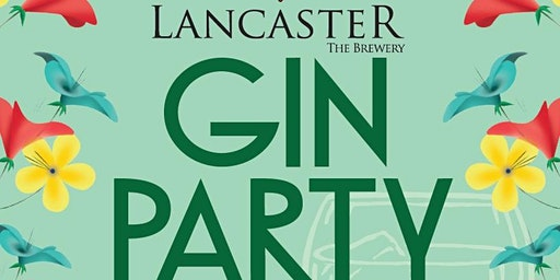 Lancaster Brewery Gin Party 2020