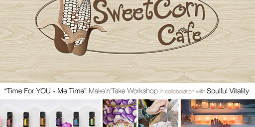 Pamper Yourself With Essential Oils Make 'N' Take Workshop