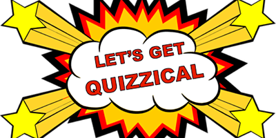 Let's Get Quizzical: Charity Quiz Night