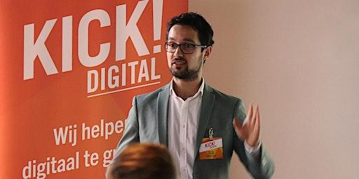 KICK! DigiTalks | Online Vindbaarheid