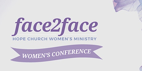 face2face Women's Conference tickets