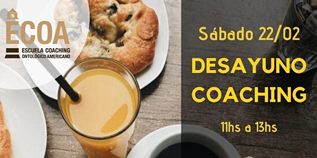 Desayuno Coaching tickets