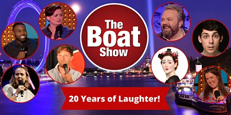 The Boat Show Comedy Club 20th Birthday Party tickets