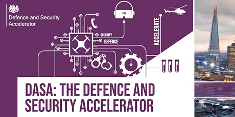 Defence and Security Accelerator: Funding opportunities tickets