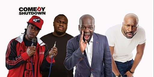 COBO : Comedy Shutdown Black History Month Special - Leeds