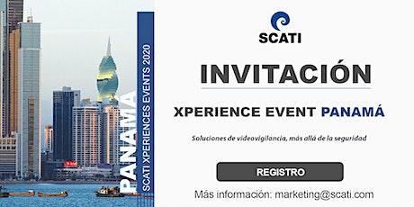 SCATI Xperience Event Panamá boletos