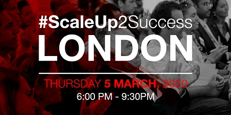 Scaling your business? Join Nick Robertson OBE, Co-founder of ASOS.com tickets