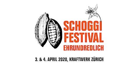 Schoggifestival ehrundredlich Tickets