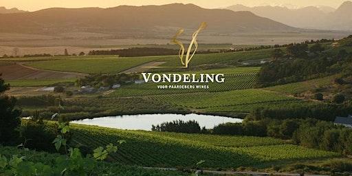 An Evening with Matthew Copeland, Vondeling Wines