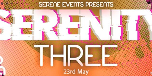 Serenity Three - Trance Party