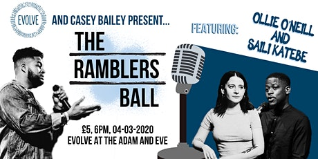 The Ramblers Ball: The 2020 Return! tickets