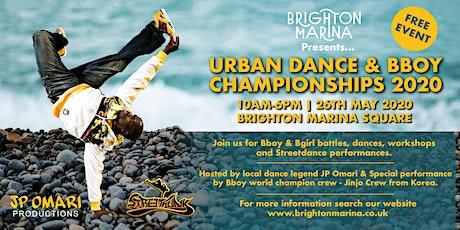 Urban Dance & Bboy Championships 2020 tickets