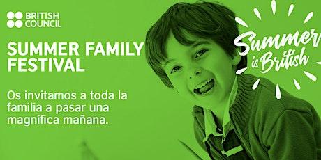 Summer Family Festival (Madrid)  entradas