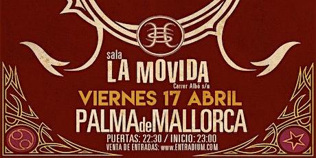 Hechizo, homenaje a Heroes del Silencio en Mallorca entradas