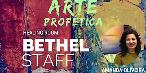 Workshop Arte Profética  ( Cristã )