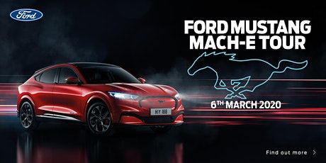 Ford Mustang Mach-E Tour tickets