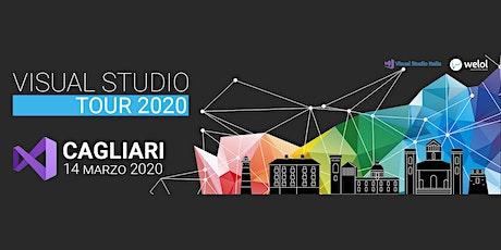 Visual Studio Tour 2020 - Cagliari biglietti