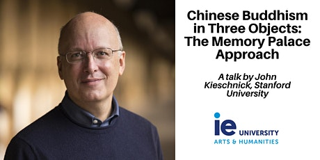 Chinese Buddhism in Three Objects: The Memory Palace Approach tickets