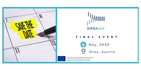 Inframix final event tickets