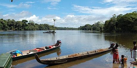 Reizen in Suriname tickets