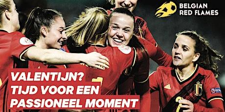 Belgium Red Flames Vs. Zwitserland billets