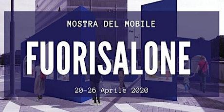 PAM / Fuorisalone Milano 21-26 Aprile 2020 biglietti
