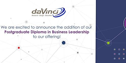 Launch of the Da Vinci Postgraduate Diploma