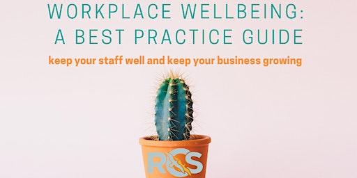 Llesiant yn y Gweithle / Wellbeing in the Workplace - Bangor