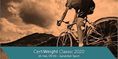 CertiWeight Classic 2020 tickets