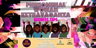 Phenomenal Women's Extravaganza Business Expo