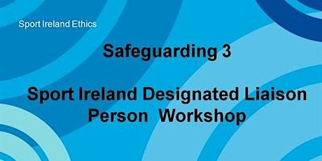 Safeguarding 3 - Designated Liaison Person Workshop: Killarney tickets