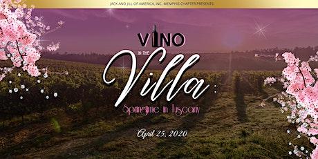Vino in the Villa:  Springtime in Tuscany tickets