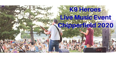 K9 Heroes - Live Music Event tickets