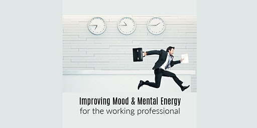 Stress & The Working Professional: Maximizing Your Potential