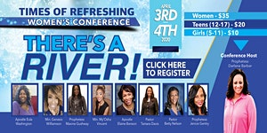 "Times of Refreshing Women's Conference - ""There's A..."