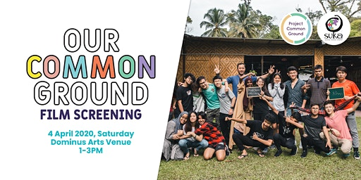 Our Common Ground Film Screening (Public)