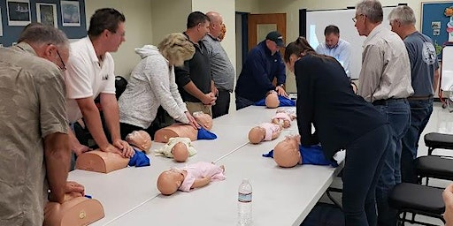 FREE Community CPR course