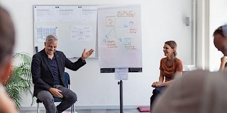 Anwendungs-Training: Neue Formen der Zusammenarbeit kennenlernen Tickets