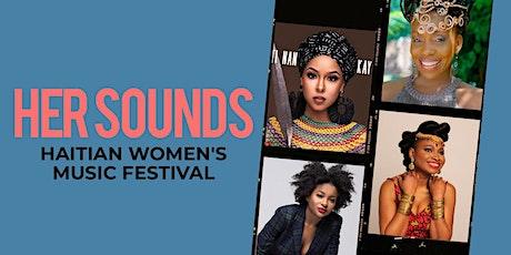 HerSounds Haitian Women's Music Festival tickets