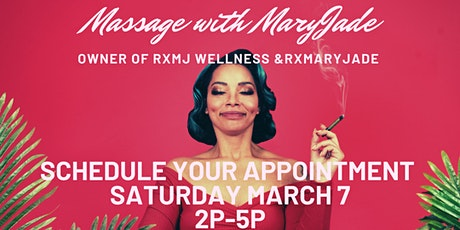 Massage with MaryJade tickets